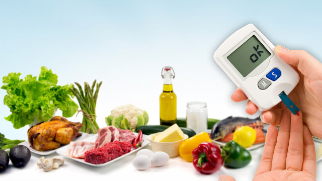 DIABETES DIET CREATE YOUR HEALTHY-EATING PLAN