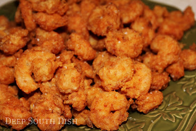 Deep South Dish Classic Southern Fried Shrimp