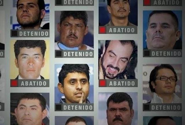 La narcocumbre de Piedras Negras... el día en que 'El Mencho', 'El Chapo' Isidro, 'El Z-42' y 'El Viceroy' buscaban formar el 'Cártel de Cárteles'
