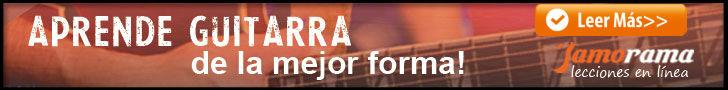 Jamorama - Lecciones de Guitarra