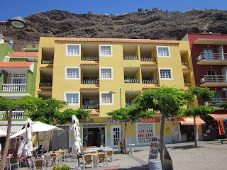 Apartments at Tazacorte to rent
