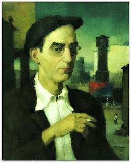 Ado Malagoli - Retrato de Raul Deveza (1949)