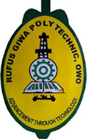 RUGIPO Full Time ND Admission list 2017/18 Published Online