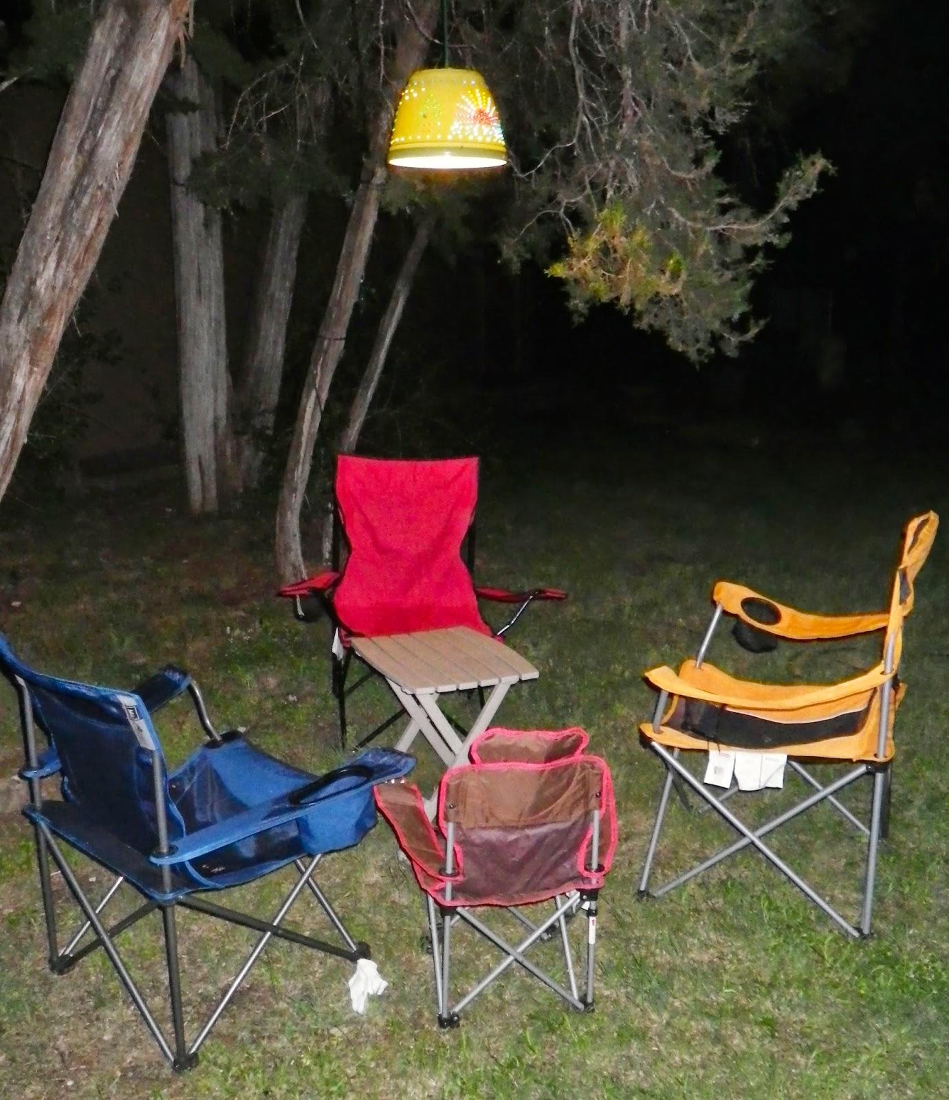 Make A Camping Lamp