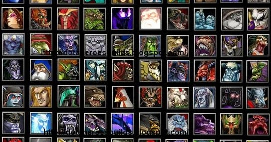 Complete List Of Your Dota Heroes And Their Item Builds