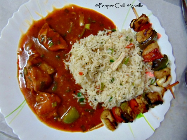 how to make chinise style chicken shashlik