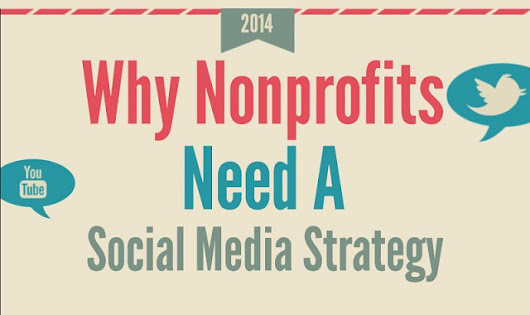 Why Nonprofits Need A Social Media Strategy #infographic