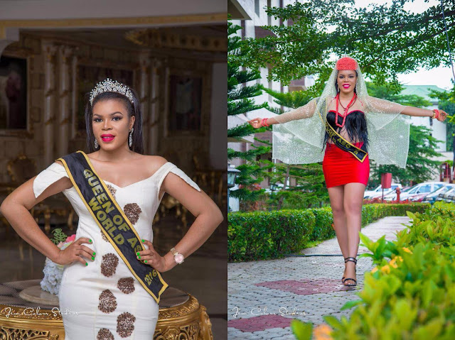 Queen of Aso organizer bans crown wearing to its Grand Finale