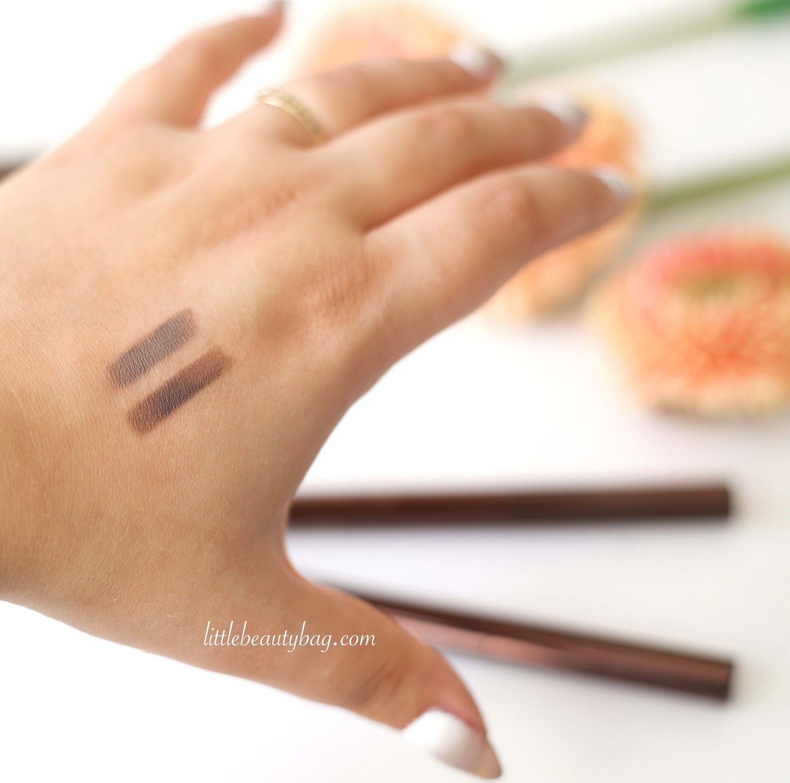 Review: Hourglass Arch Brow Sculpting Pencils - Little Beauty Bag