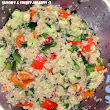 Savory & Sweet-Hearts: Recipe to Reality: Andean Quinoa Salad