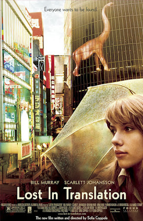Poster Of Free Download Lost in Translation 2003 300MB Full Movie Hindi Dubbed 720P Bluray HD HEVC Small Size Pc Movie Only At worldfree4u.com