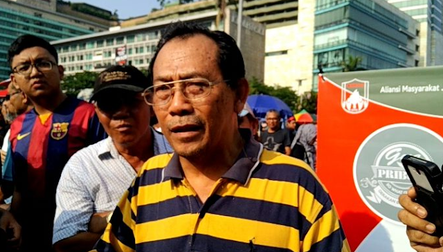 Sri Bintang Pamungkas Prediksi 2017 Jadi Akhir Kekuasaan Jokowi
