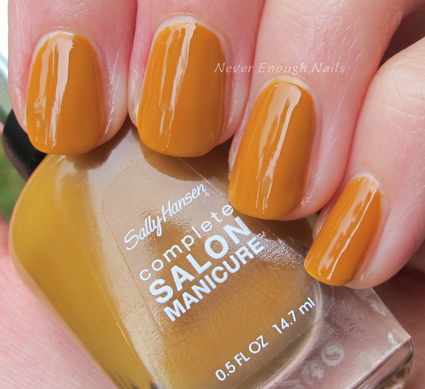Never Enough Nails: Two More Sally Hansen Designer Shades for Fall 2015!