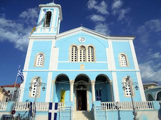 ναός του αγίου Νικολάου στην Καλαμάτα
