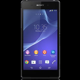 طريقة فرمتة هاتف سوني Sony xperia Z2