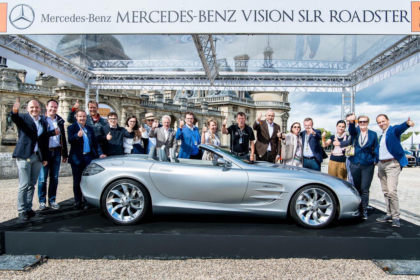 Own A Mercedes-Benz SLR McLaren? Join The Club