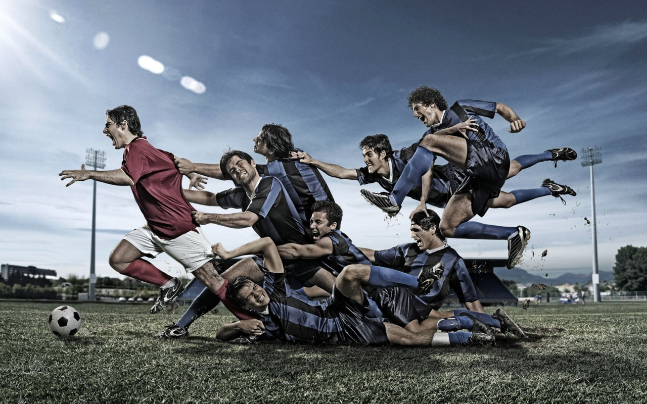 Soccer Players Wallpapers: Soccer Wallpapers 2011