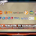 TÜRKİYE'NİN İLK TEMATİK TV KANALLARI