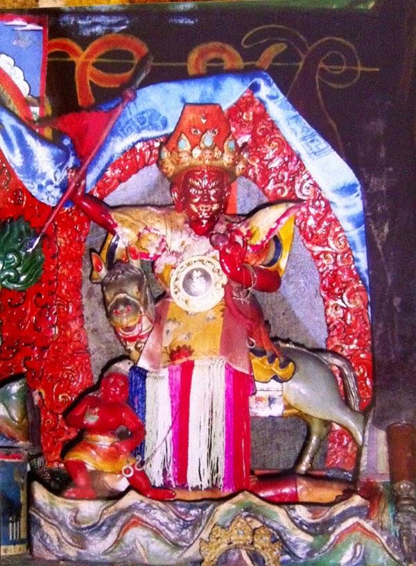 Дордже Шугден в Монголии: новая вотчина опального духа - Новости Монголии,  Бурятии, Калмыкии, Тывы