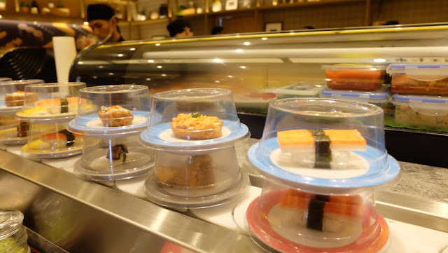 Review SushiGO! One Price Sushi Mall Kelapa Gading