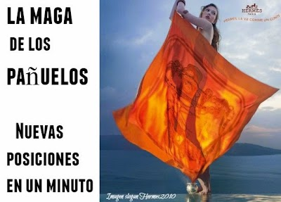 Las Magas de los Foulards Tutoriales
