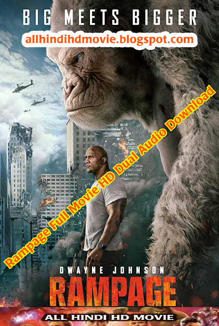 Rampage Full Movie HD Dual Audio Download