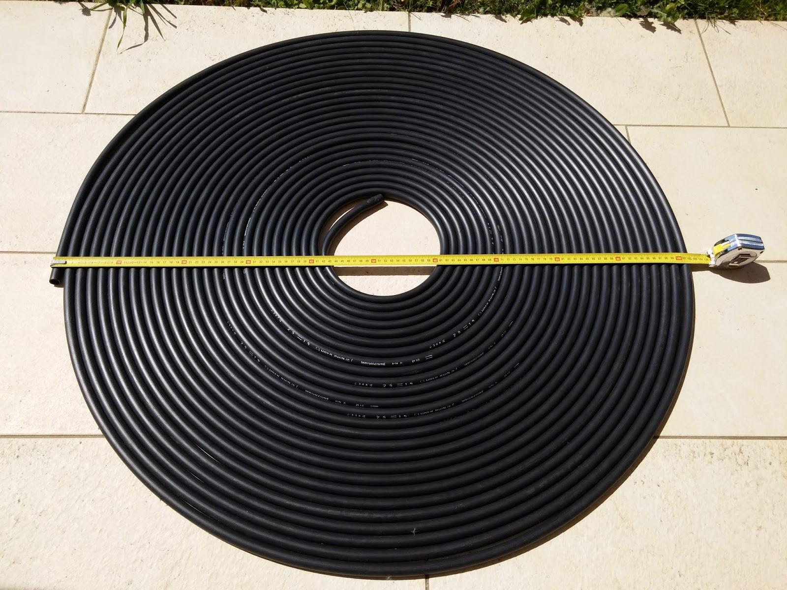 Fabriquer un panneau chauffe eau solaire pour piscine - Fabriquer un chauffe eau piscine bois ...