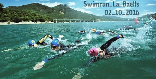 Swimrun La Baells