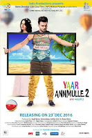 Yaar Anmulle 2 (2016) Punjabi 480p pDVDRip Full Movie Download