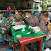 Kodim Loteng Gelar Baksos Donor Darah Peringati HUT Kodam Udayana ke 63