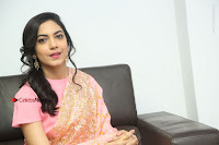 Actress Ritu Varma Pos in Beautiful Pink Anarkali Dress at at Keshava Movie Interview .COM 0320.JPG