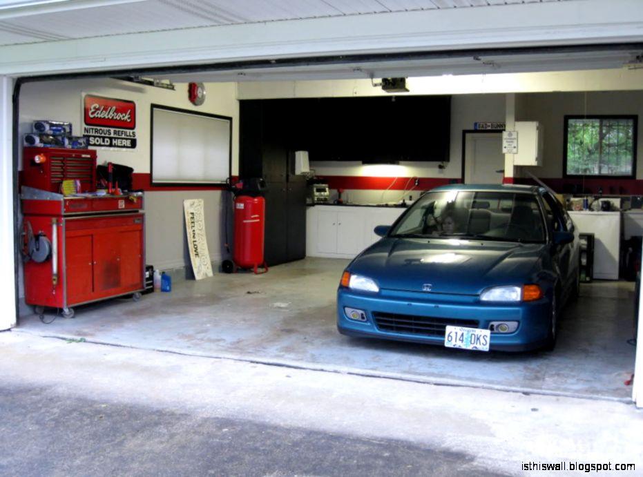 Home Garage Design: Home Garage Design Ideas