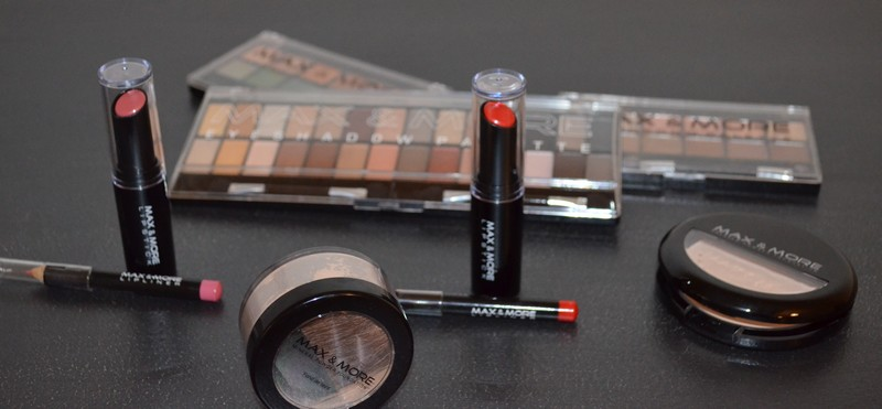 avis maquillage Max&More