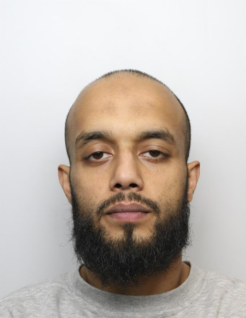 Drug addict Umar Hussain, 26, jailed after threatening to stab man with cut-throat razor