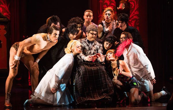 , Stage and Screen:  Rocky Horror Show UK Tour 2016 Comes to Cardiff in February