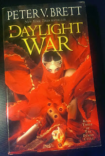 The Daylight War by Peter V Brett