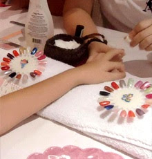 flenco mspa kids spa parties
