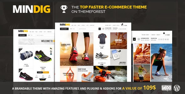Multipurpose eCommerce WordPress Theme