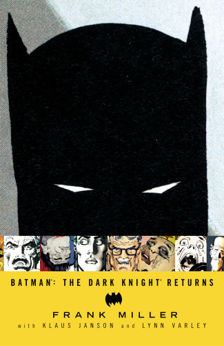 Batman: The Dark Knight Returns 1986 cbr