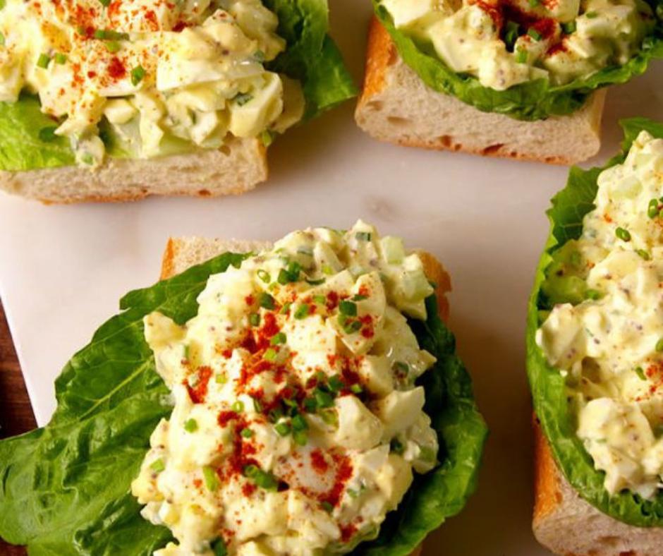 Best-Ever Egg Salad - food-drink-recipes.com