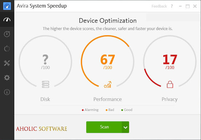 Avira System Speedup Pro is the best PC utility that optimize your system to run faster.