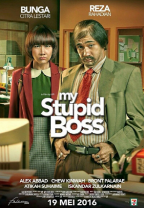 My Stupid Boss (2016) BluRay 720p KumpulMovieIndo