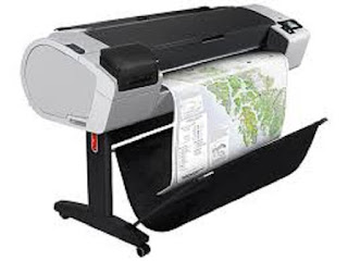 Image HP Designjet T795 Printer