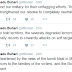 President Buhari reacts to the bomb attack in Maiduguri