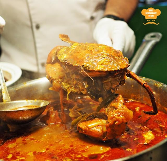 Sri Lankan Lagoon Crab Curry In Claypot