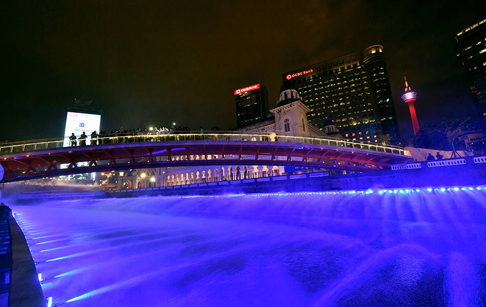 Projek River of Life (ROL) & Kolam Biru (Blue Pool) - Apa Yang Menariknya?