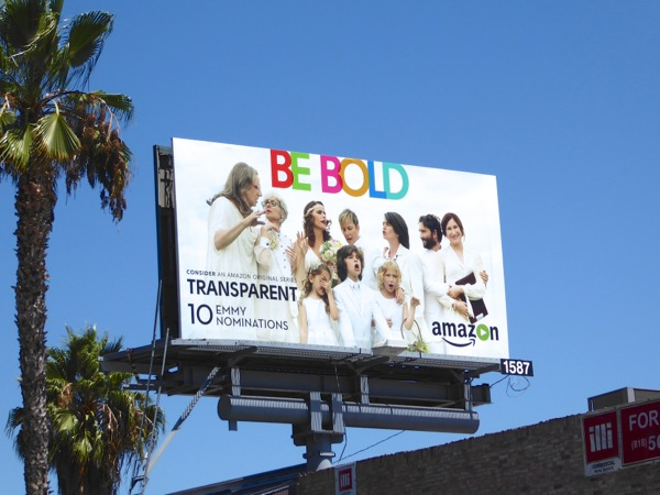 Transparent Be Bold 2016 Emmy nominations billboard