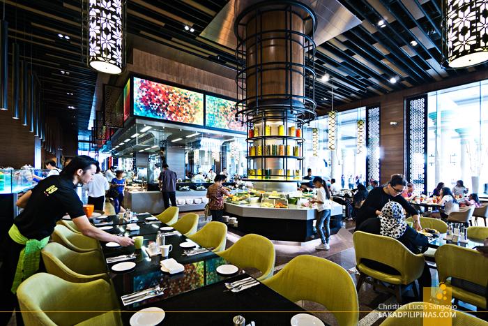 Sunway Pyramid Hotel Buffet Restaurant
