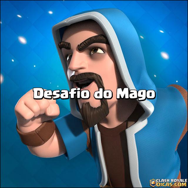 Mago Clash Royale