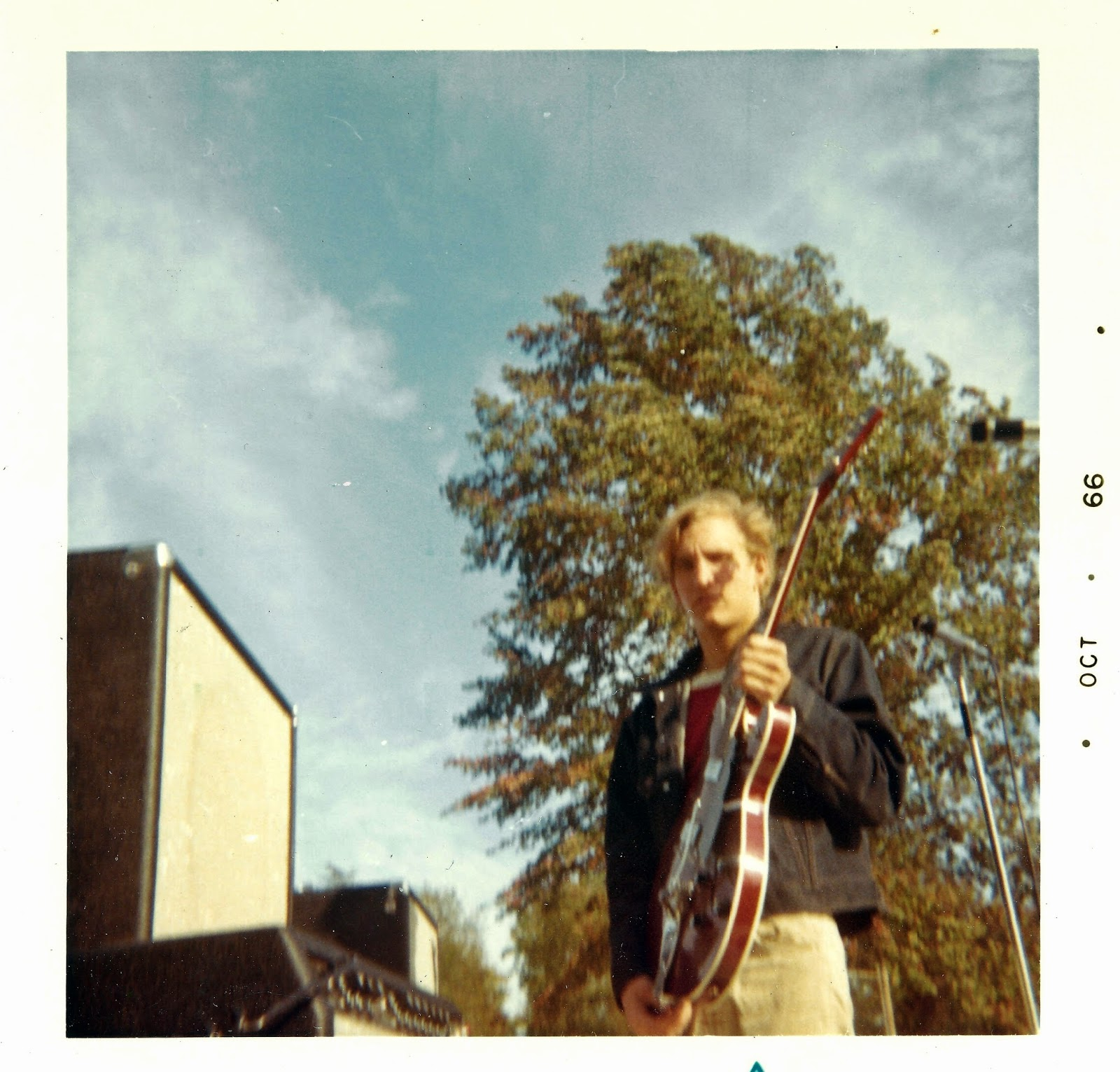 Dr  Rock & Roll: Joe Walsh's Measles on the Kent State